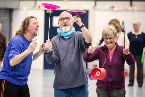 A total of £140,000 is available to arts organisations working with older people in communities across Northern Ireland. Applications must be submitted on or before Thursday 29th September.