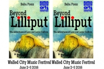Beyond Lilliput: The adventures of Leon and Leona Gulliver will be presented to the public at the Playhouse Theatre Derry on Saturday 4th June with tickets now available from the venue.