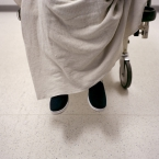 Hospital Feet (From the Ten Years to 100 Series) - Bronagh Wilson
