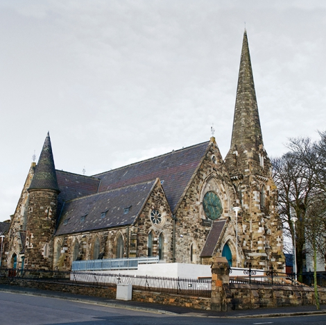 The Duncairn Centre for Culture and Arts
