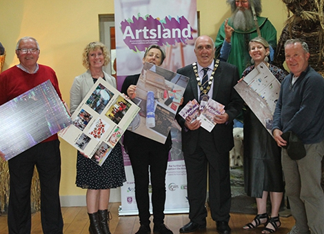 Artsland Artist in Residence Programme Launches