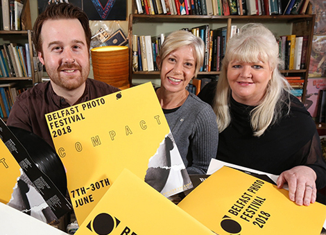 Belfast Photo Festival hits all the right notes with 2018 launch