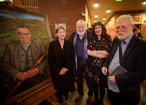 Special Tribute Event held in memory of renowned Belfast Poet Ciaran Carson