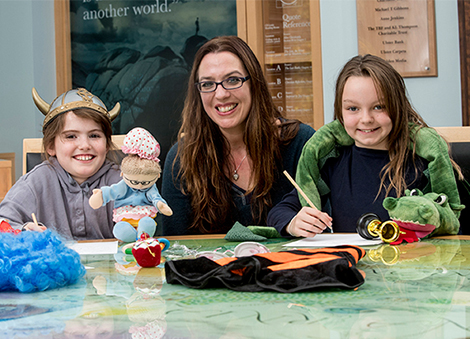 Children's Writing Fellow Launches Creative Writing Project for Schools across NI