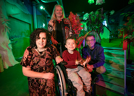 Magical arts centre dedicated to children and young people officially opens in Newry