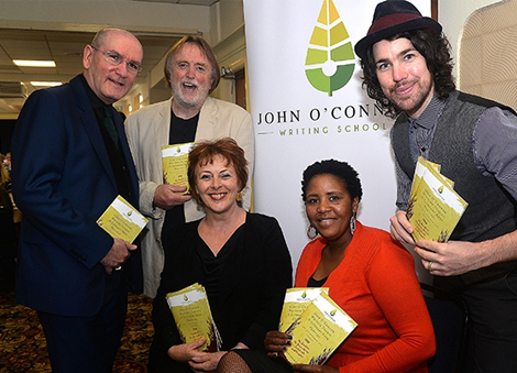 The John O'Connor Writing School and Literary Arts Festival have launched their 2017 programme.