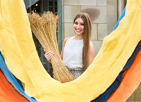 Lisburn gallery launches largest international linen festival in Northern Ireland