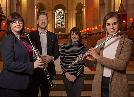 £580,000 investment announced to support NI musicians