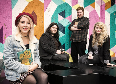 Four writers from Northern Ireland join music writing mentoring scheme