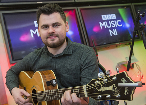 Young Musician, Niall Hanna, launches first album of Traditional Folk Music