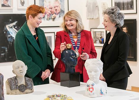 Starting or growing your very own art collection has never been easier thanks to 'Own Art', an interest free loan scheme