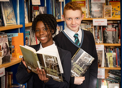 Poems by late poet Pádraic Fiacc gifted to Belfast schools