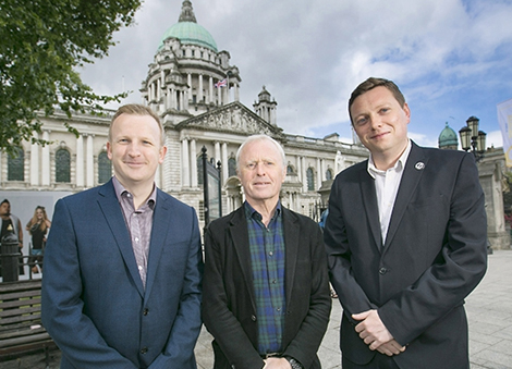 New Resilience Programme launched for large arts organisations in Belfast