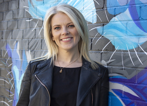 Sarah Crossan announced as the Fifth Laureate na nÓg