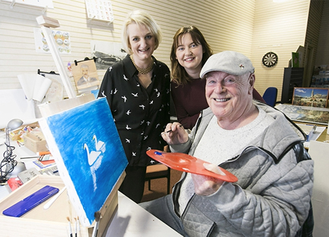 Older people across Northern Ireland set to benefit from arts investment of £192,000