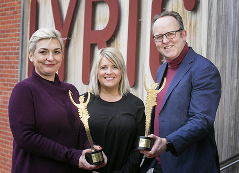 The Lyric Theatre sweeps the boards at the 2018 Irish Times Theatre Awards