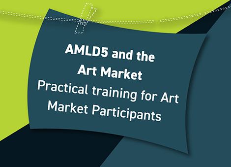New programme announced to support the UK art market with its anti-money laundering obligations