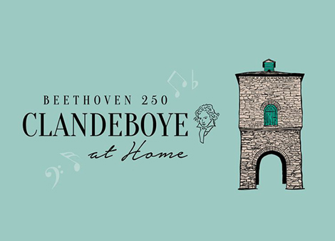 The Clandeboye Festival is going digital this August with a series of online concerts celebrating the 250th anniversary of Beethoven's birth