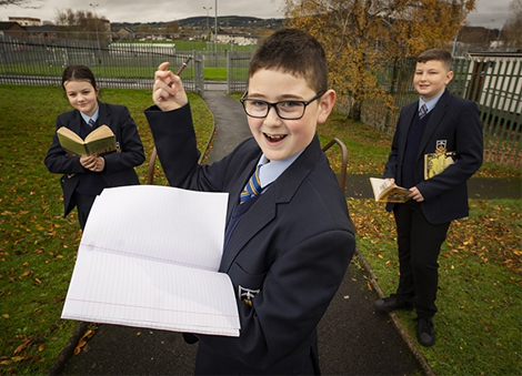 Nine schools to take part in landmark educational programme