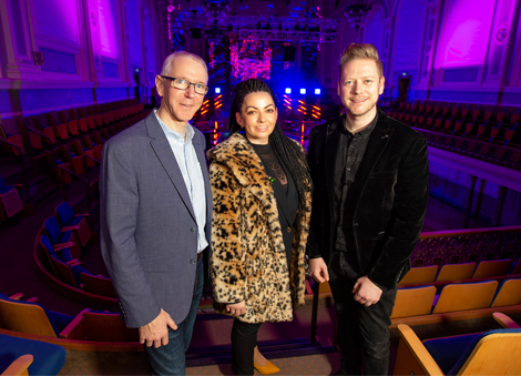 PRS Foundation partners with Arts Council of Northern Ireland and Invest Northern Ireland