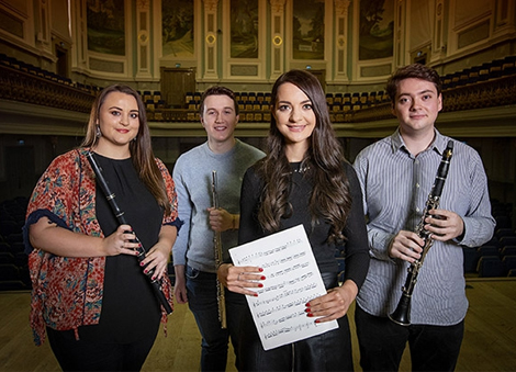Gifted musicians and songwriters invited to apply to NI Young Musicians' Platform Awards