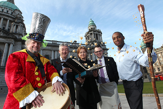 New Projects Announced For Creative Belfast Arts Council