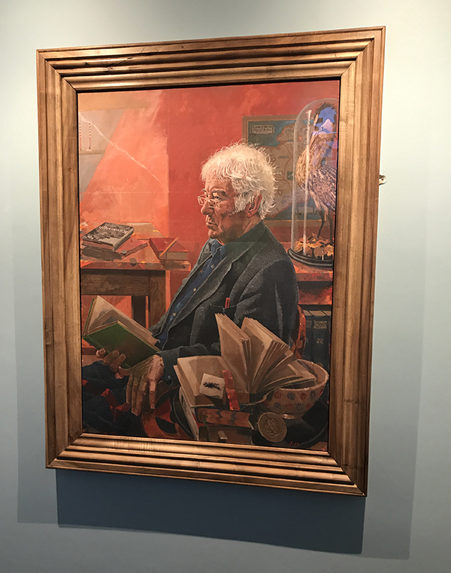 Seamus Heaney A Work Of Public Art Arts Council Of